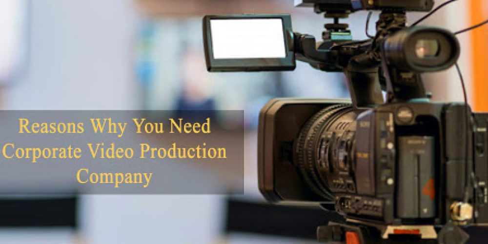 Reasons Why You Need a Corporate Video Production Company for B2B Business