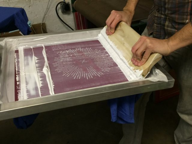 Step By Step Guide For T-Shirt Printing Process