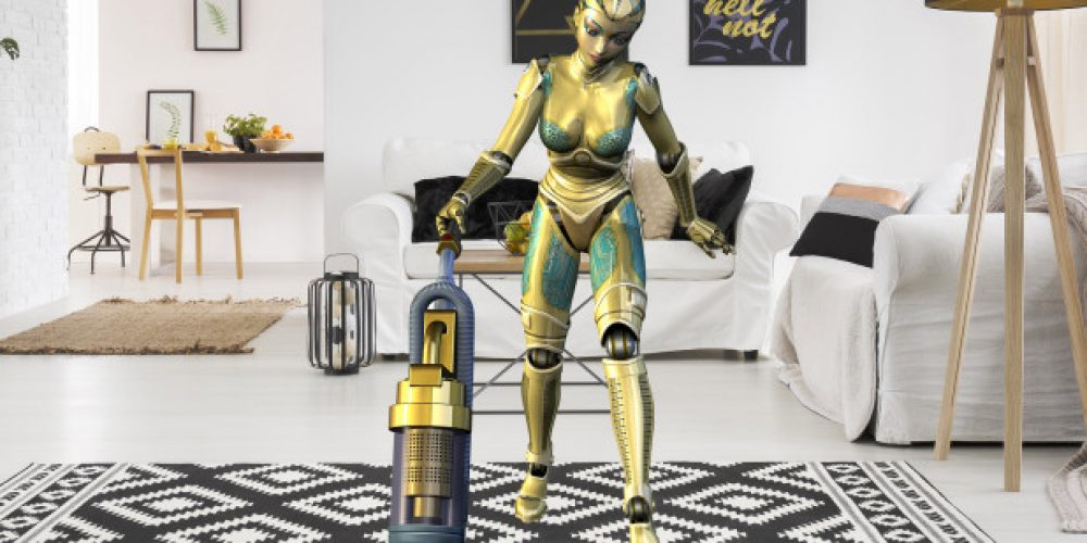 How robots help us in our daily chores