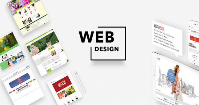 Different kinds of websites explained briefly for web design
