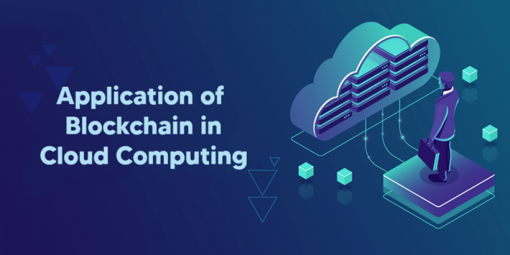 Application of Blockchain in Cloud Computing In 2020