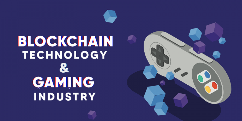 Blockchain In Gaming Industry   Revamping Entertainment Industry