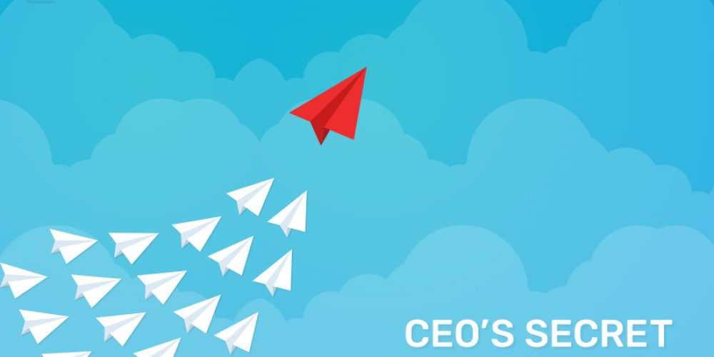 CEO's Secret To Leading From The Front
