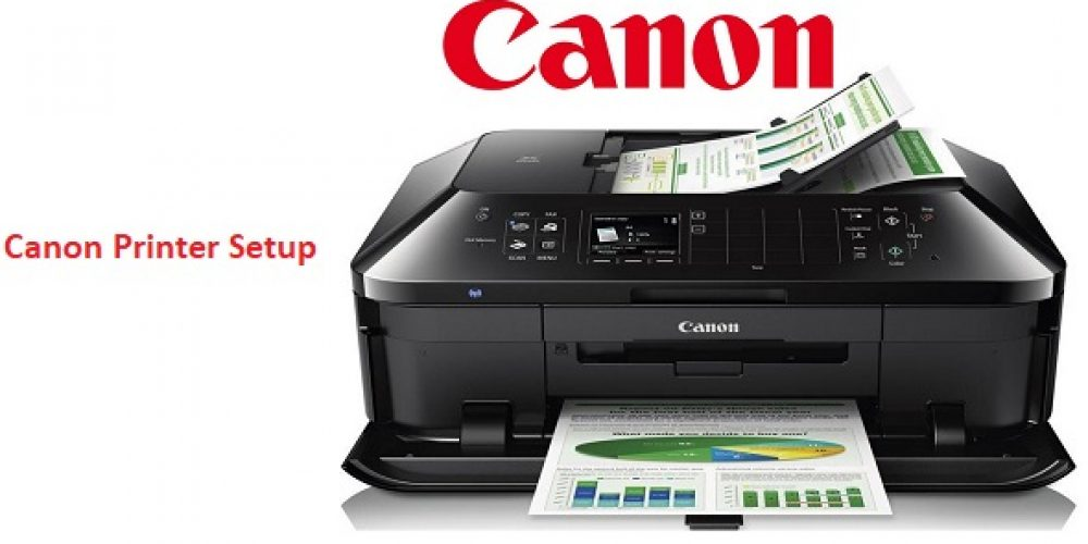 How to install the canon printer to your computer?