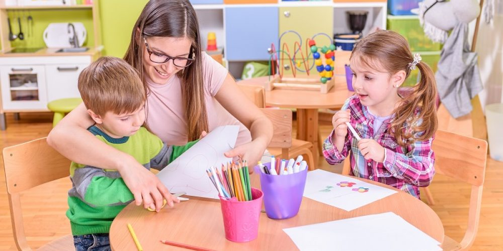 Top Reasons For Putting Your Child To A childcare centre
