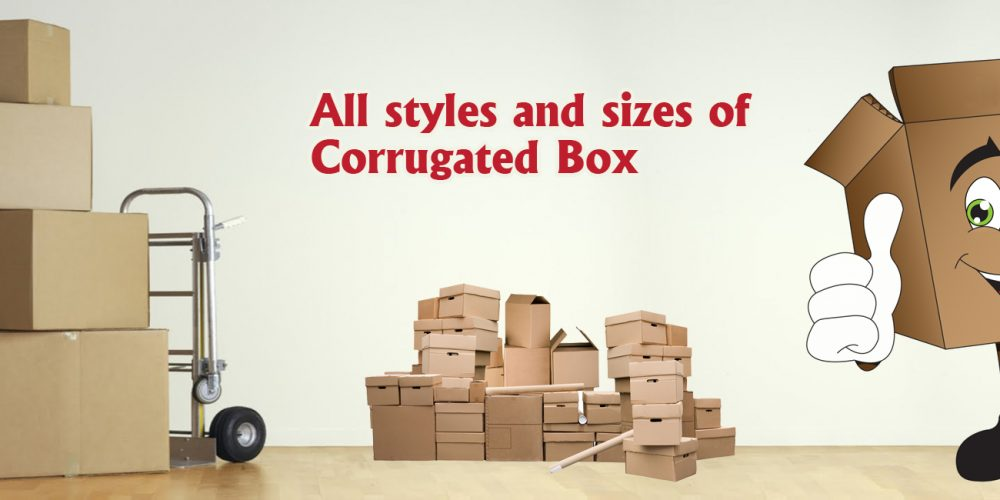 """Inevitable Protection And Excitable Presentation Of Your Product Through """"Corrugated Boxes"""""""