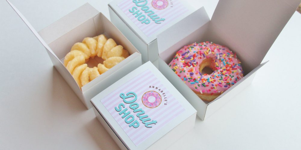 Significance of Donut Boxes in the Bakery Business from Home