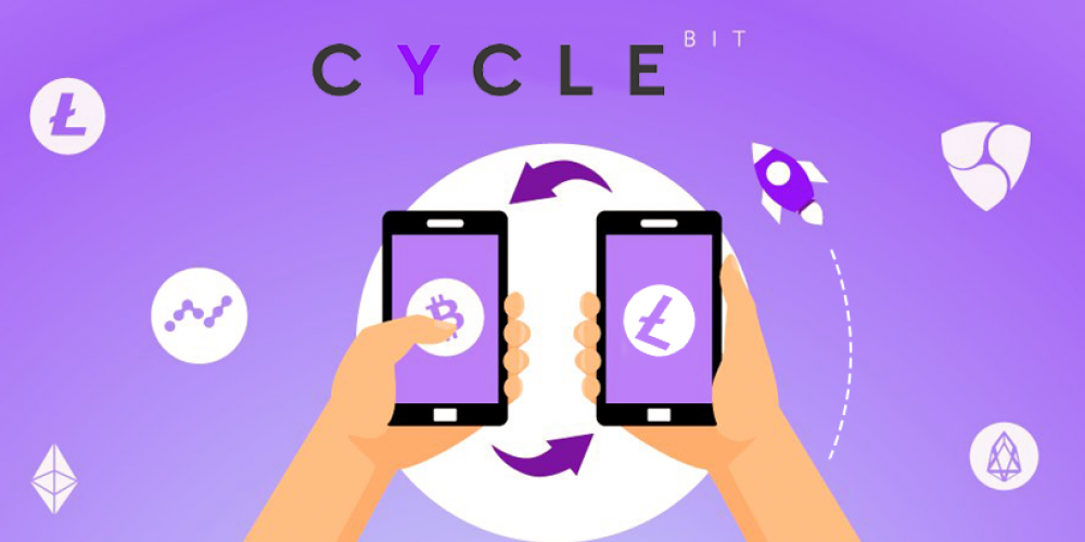 Cyclebit Enables Acceptance Of Crypto Payments From Anywhere