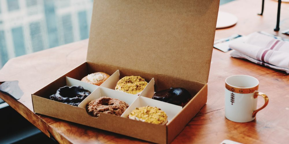 Packaging Can Increases Donut Life by Keeping it Under Certified Conditions