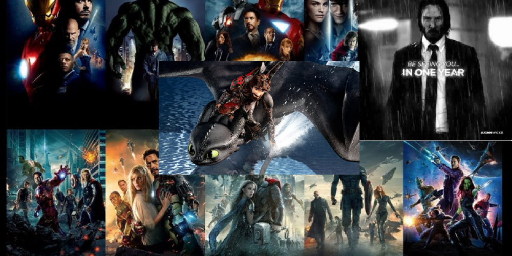 Top Hollywood Movies of 2019