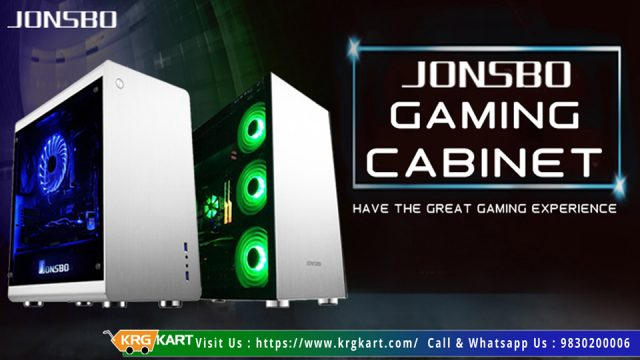 Gaming Cabinet must be sturdy and stylish