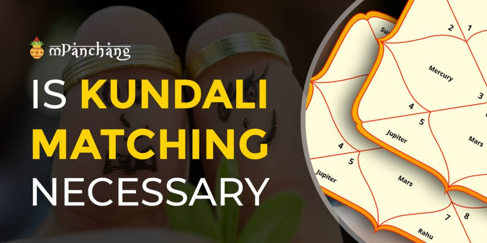 Kundali Matching Is Important Before Marriage As Per Hindu Vedic Rituals