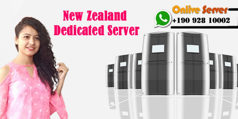 Prepare your business with a cheap dedicated server in New Zealand