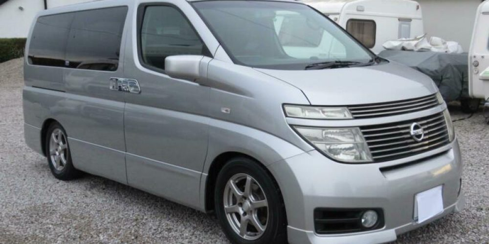 Nissan Elgrand Camper Van-Features & Top Benefits