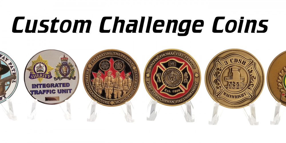 The History Of Custom Challenge Coins
