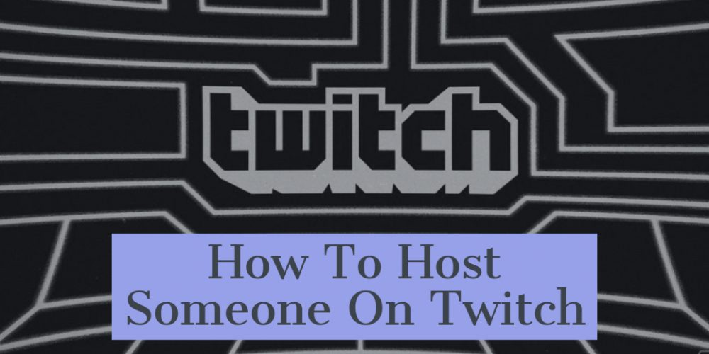 Using Twitch for hosting