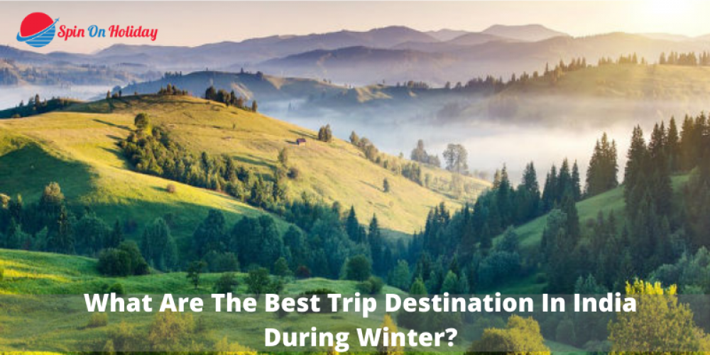 What Are The Best Trip Destination In India During Winter?