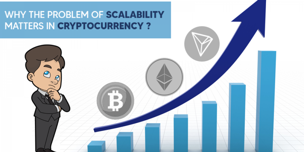 Why The Problem Of Scalability Matters In Cryptocurrency?