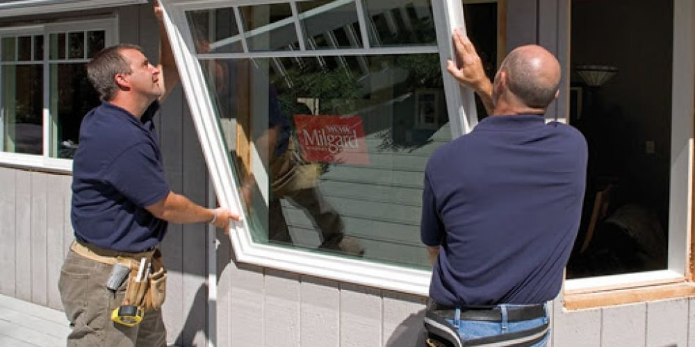 Glass, mirror, and art willing by Window repair Bellevue WA