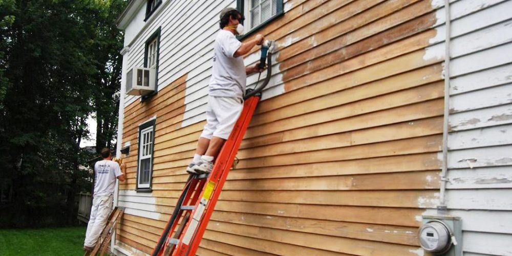 Who offers the Best Exterior House Paint Cypress TX?