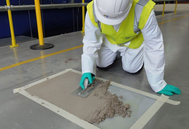 The Importance Of Concrete Floor Repair-Drilla LTD