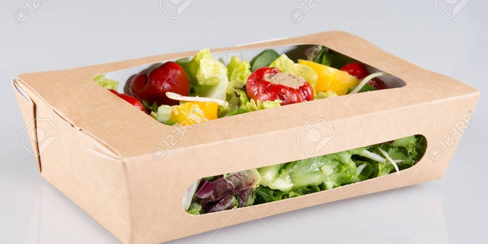 Improve Your Business With Kraft Salad Boxes   RSF Packaging