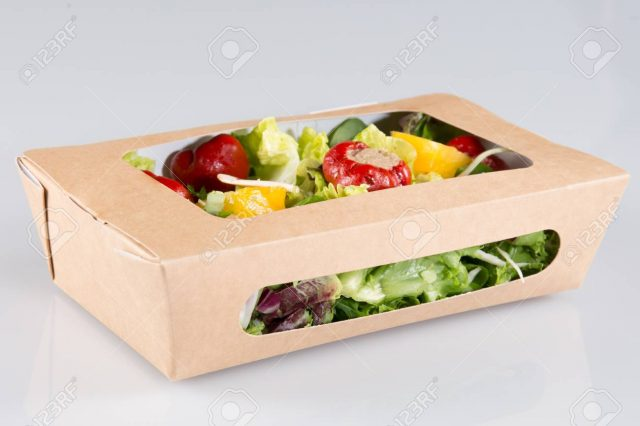 Improve Your Business With Kraft Salad Boxes | RSF Packaging